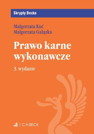 Okładka książki/ebooka Prawo karne wykonawcze. Wydanie 3