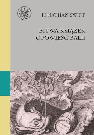 Okładka książki/ebooka Bitwa książek