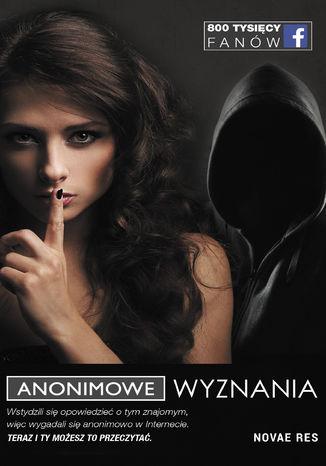 Okładka książki/ebooka Anonimowe Wyznania