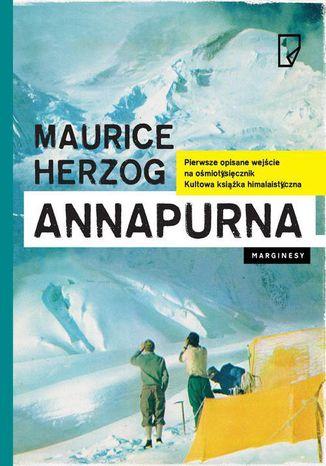 Okładka książki/ebooka Annapurna