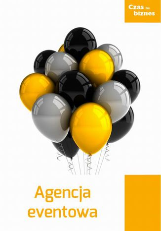Okładka książki/ebooka Agencja eventowa