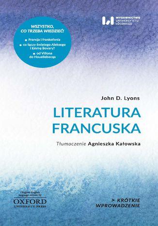 Okładka książki/ebooka Literatura francuska. Krótkie Wprowadzenie 10
