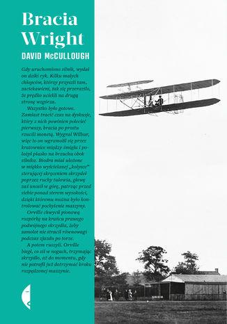 Okładka książki Bracia Wright