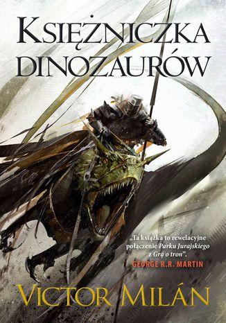 Okładka książki/ebooka Księżniczka dinozaurów