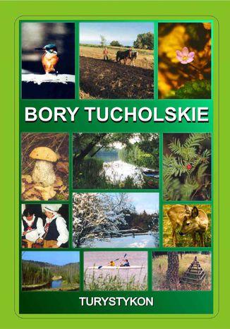 Okładka książki Bory Tucholskie