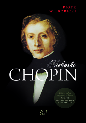 Okładka książki/ebooka Nieboski Chopin