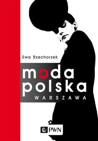 Okładka książki Moda Polska. Warszawa