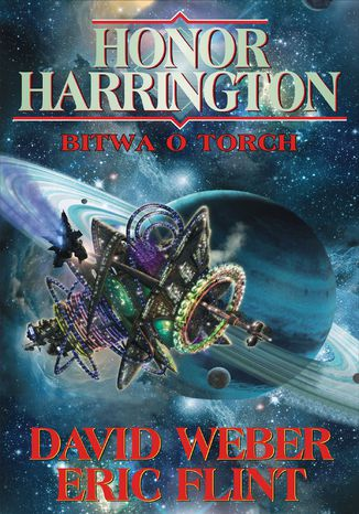 Okładka książki/ebooka Honor Harrington (#17). Bitwa o Torch