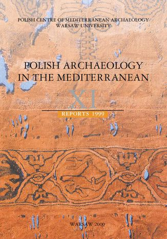 Ebook Polish Archaeology in the Mediterranean 11. Reports 1999
