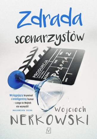 Okładka książki Zdrada scenarzystów