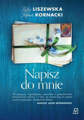Okładka książki/ebooka Napisz do mnie
