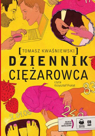 Okładka książki/ebooka Dziennik ciężarowca