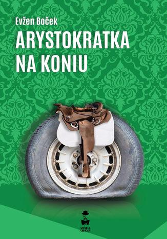 Okładka książki Arystokratka na koniu