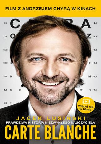 Okładka książki/ebooka Carte Blanche