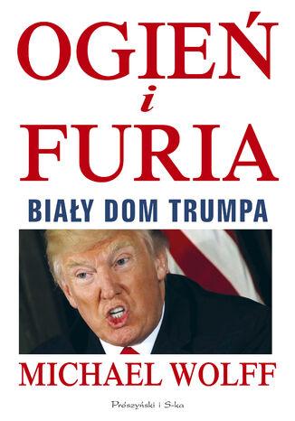 Okładka książki Ogień i furia