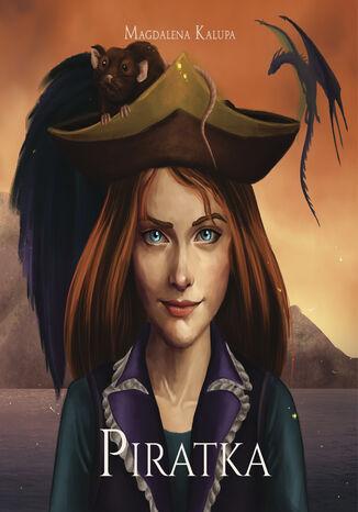 Okładka książki Piratka