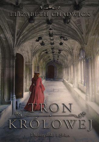 Okładka książki Tron królowej