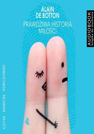 Okładka książki/ebooka Prawdziwa historia miłości