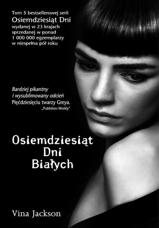 Okładka książki/ebooka Osiemdziesiąt Dni Białych