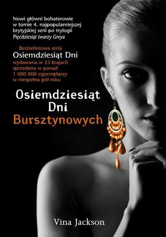 Okładka książki/ebooka Osiemdziesiąt Dni Bursztynowych