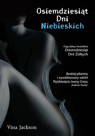 Okładka książki/ebooka Osiemdziesiąt Dni Niebieskich