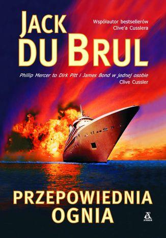 Okładka książki/ebooka Przepowiednia ognia