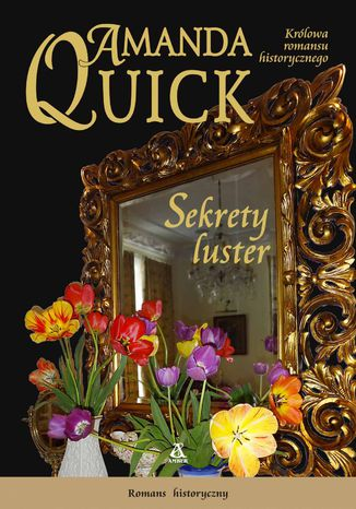 Okładka książki Sekrety luster