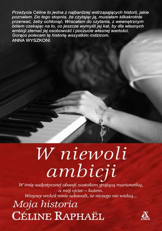 Okładka książki/ebooka W niewoli ambicji