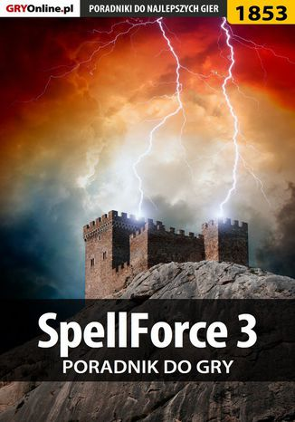 Okładka książki/ebooka SpellForce 3 - poradnik do gry
