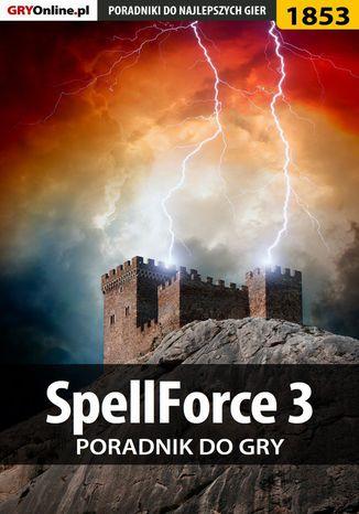 Okładka książki SpellForce 3 - poradnik do gry
