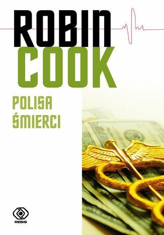 Okładka książki Polisa śmierci