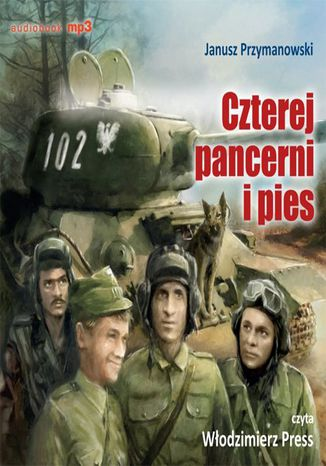 Ebook Czterej pancerni i pies (Tom 1-3)