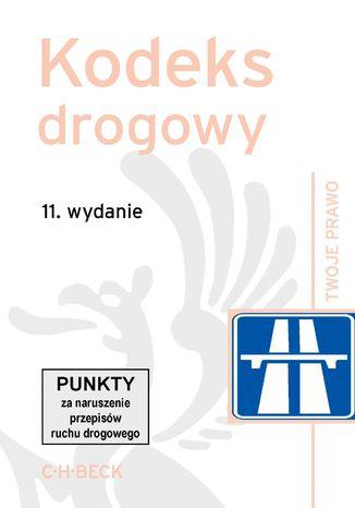 Okładka książki Kodeks drogowy