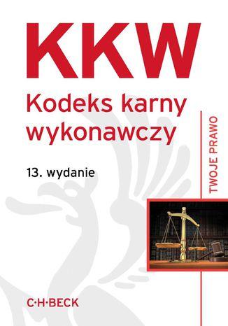 Okładka książki/ebooka Kodeks karny wykonawczy