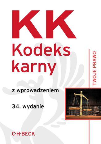 Okładka książki/ebooka Kodeks karny z wprowadzeniem