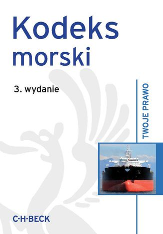 Ebook Kodeks morski