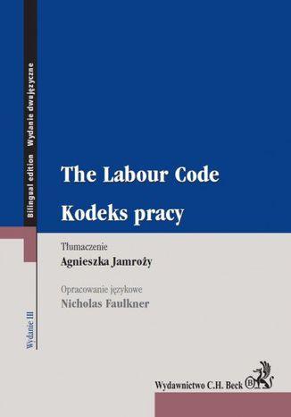 Okładka książki Kodeks pracy. The Labour Code