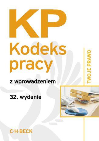 Okładka książki/ebooka Kodeks pracy z wprowadzeniem