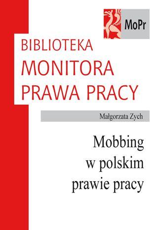 Okładka książki Mobbing w polskim prawie pracy