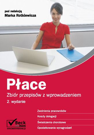 Ebook Płace