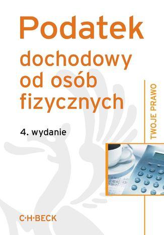 Okładka książki/ebooka Podatek dochodowy od osób fizycznych