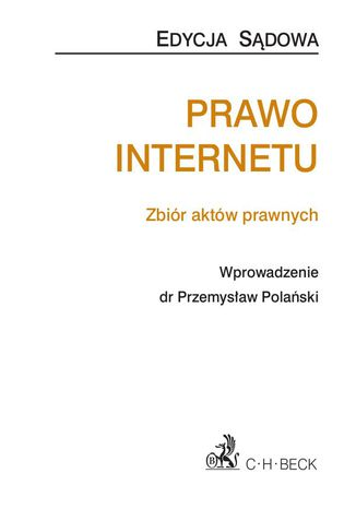 Ebook Prawo internetu
