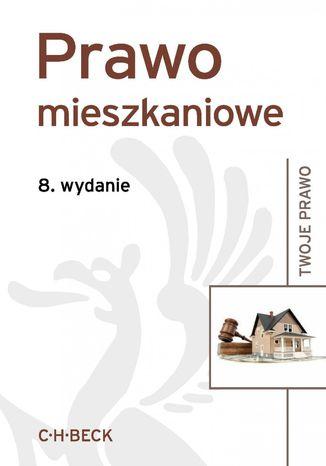 Okładka książki Prawo mieszkaniowe