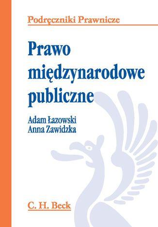 Okładka książki Prawo międzynarodowe publiczne