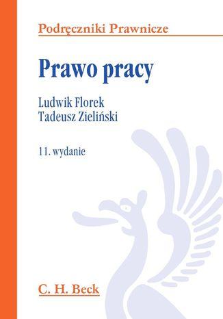 Okładka książki Prawo pracy