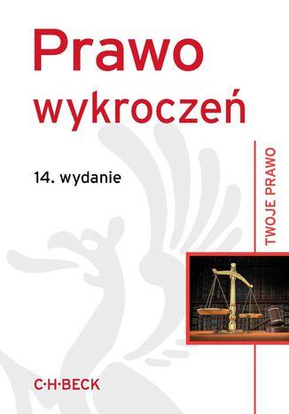 Okładka książki Prawo wykroczeń