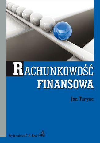 Okładka książki Rachunkowość finansowa