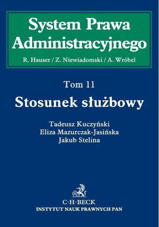 Okładka książki/ebooka Stosunek służbowy. Tom 11