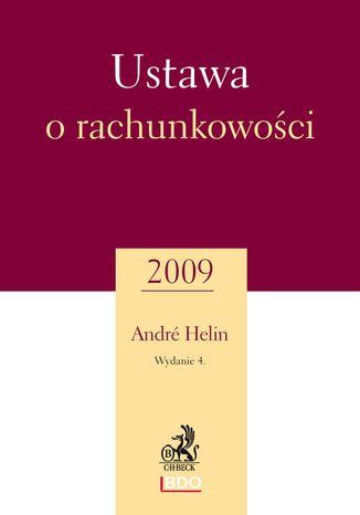 Okładka książki/ebooka Ustawa o rachunkowości 2009