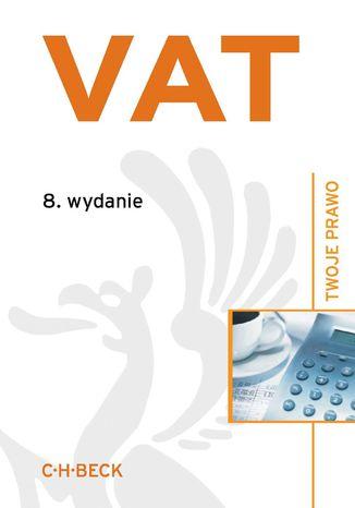 Okładka książki/ebooka VAT